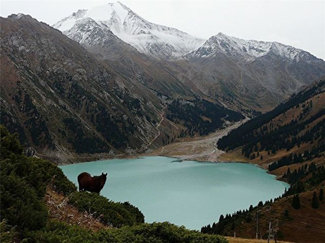 Lake Almaty, Kazakhstan - photo by David Rich Read more at http://www.gonomad.com/18-destinations/3743-lake-almaty-kazakhstan#KSDlTM9fu6YHWEzw.99