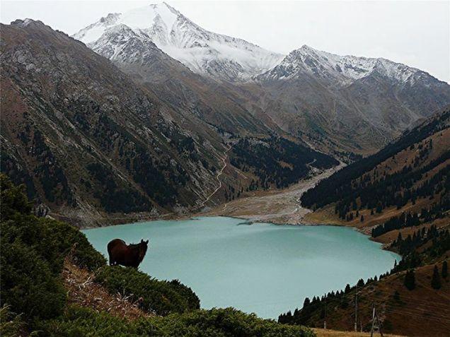 Lake Almaty, Kazakhstan - photo by David Rich Read more at http://www.gonomad.com/18-destinations/3743-lake-almaty-kazakhstan#KSDlTM9fu6YHWEzw.99