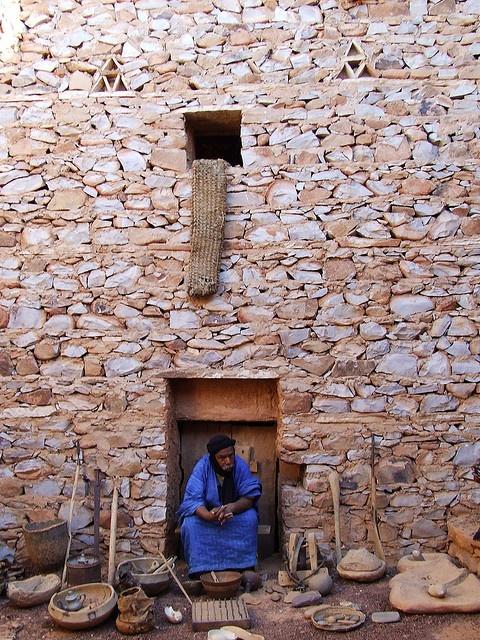 Chinguetti, Northern Mauritania, Vía balaguere_65