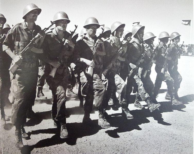 Soldados del Frente Polisiario